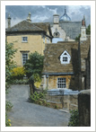 Rosemary Lane, Bradford-on-Avon, Wiltshire